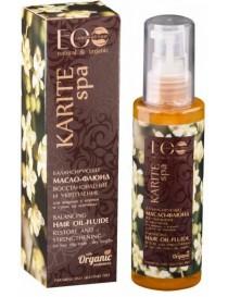Olej - fluid do włosów tłustych – Karite SPA – Ecolab
