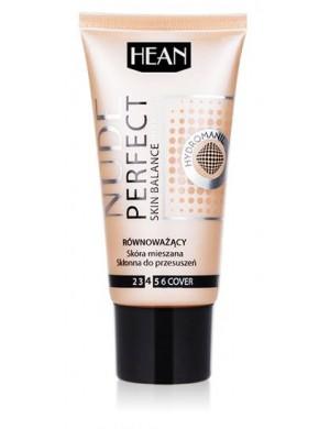 Podkład równoważący do cery mieszanej Nude Perfect – HEAN
