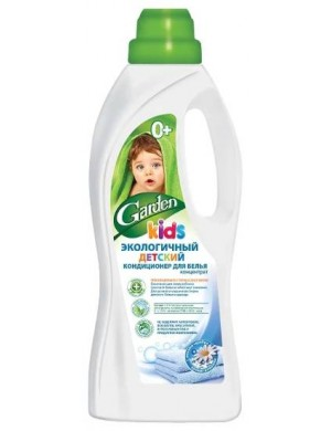 Ekologiczny koncentrat - płyn do płukania dla niemowląt – Garden Eco