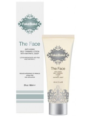 Samoopalacz do twarzy anti-aging - The Face - Fake Bake