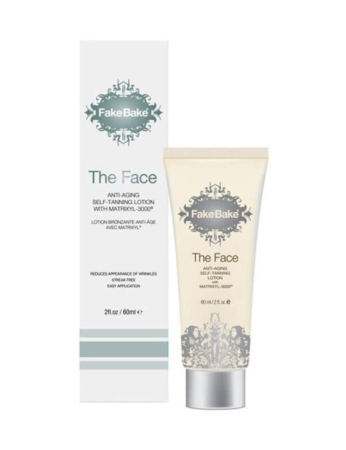 Samoopalacz do twarzy anti-aging - The Face - Fake Bake