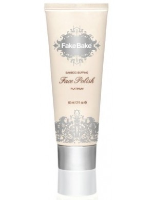 Peeling do twarzy Platinum Face Bamboo Buffing - Fake Bake