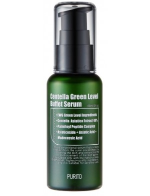 Serum do twarzy Centella Green Level Buffet Serum - PURITO