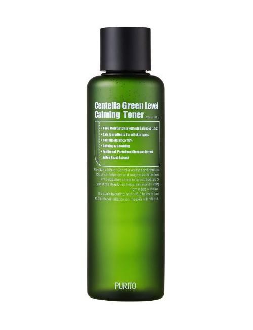 Tonik do twarzy Centella Green Level Calming Toner - PURITO