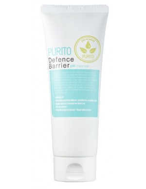 Żelowa pianka do mycia twarzy Defence Barrier Ph Cleanser - PURITO
