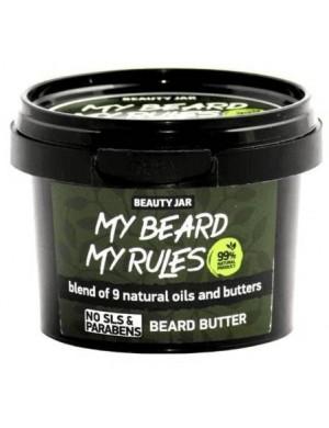 Olej do pielęgnacji brody My Beard My Rule – Beauty Jar