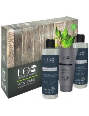 Zestaw kosmetyków naturalnych dla mężczyzn – Ecolab