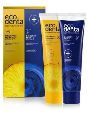 Pasta do zębów na dzień i na noc – Ecodenta