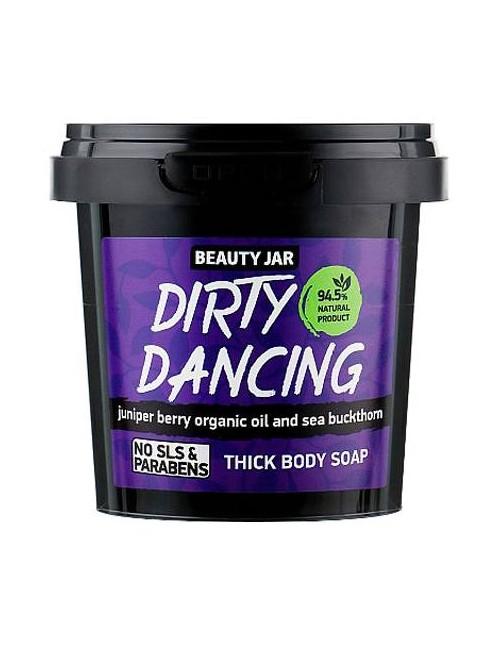 Gęste mydło do ciała z rokitnikiem i jałowcem Dirty Dancing – Beauty Jar
