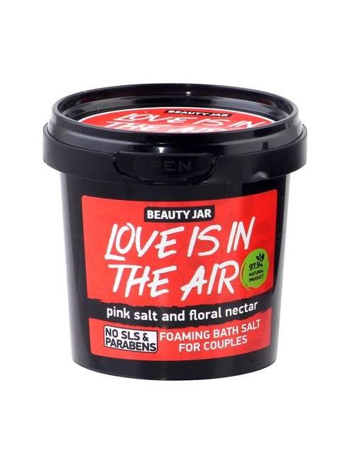 Pieniąca się sól do kąpieli dla par Love Is In The Air – Beauty Jar