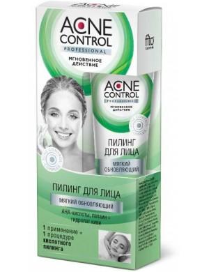 Odnawiający peeling do cery trądzikowej – Acne Control