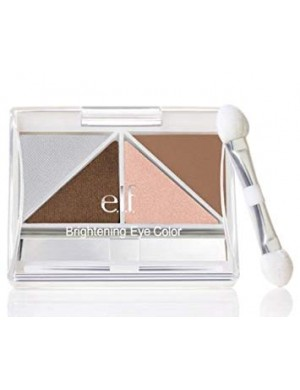 e.l.f. Brightening Eye Color - Paleta cieni do oczu Nouveau Neutrals