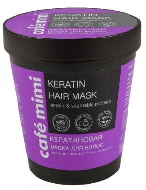 Keratynowa maska do włosów – CAFE MIMI