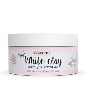 Nacomi Naturalna glinka biała (kaolin)