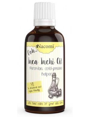 Nacomi Zimnotłoczony olej Inca Inchi