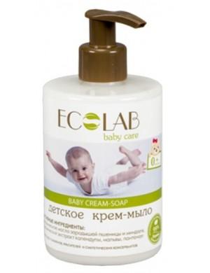 Krem – mydło dla niemowląt 0+ – Ecolab Baby