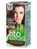 Farba do włosów bez amoniaku 5.0 Ciemny Brąz – Fito Color