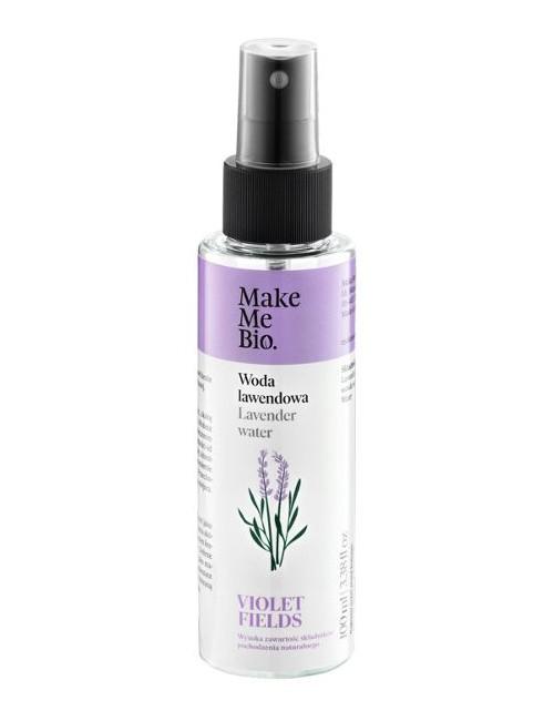 Woda Lawendowa Violet Fields hydrolat – Make Me Bio