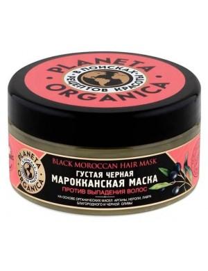 Planeta Organica Marokańska maska przeciw wypadaniu włosów