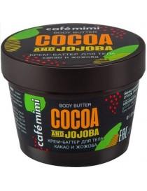 Krem - masło do ciała Kakao i Jojoba – Cafe Mimi