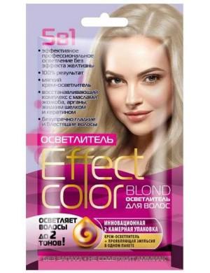 Rozjaśniacz do włosów Effect Color Blond – Fito Color