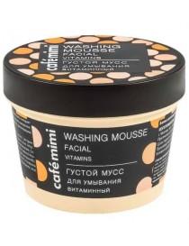 Witaminowy gęsty mus do mycia twarzy – Cafe Mimi