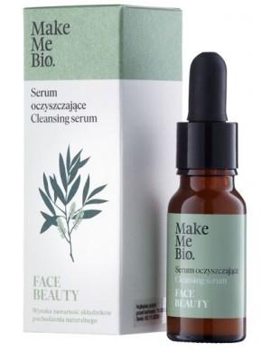 Oczyszczające serum do twarzy Face Beauty – Make Me Bio