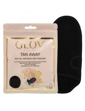 Rękawica do peelingu i usuwania samoopalacza Tan Away – GLOV