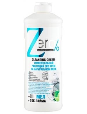 Ekologiczne mleczko do czyszczenia Kreda i Limonka – ZERO