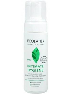 Pianka do higieny intymnej z kwasem mlekowym pH 5.2 – ECOLATIER