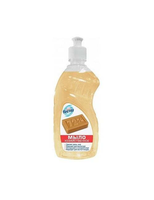 Szare mydło gospodarcze w płynie 72% - Nevskaya Kosmetika