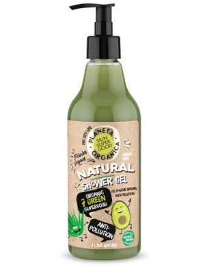 Naturalny Żel pod prysznic Superfood – Planeta Organica