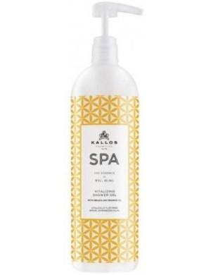 Balsam pod prysznic z olejkiem pomarańczowym – Kallos SPA