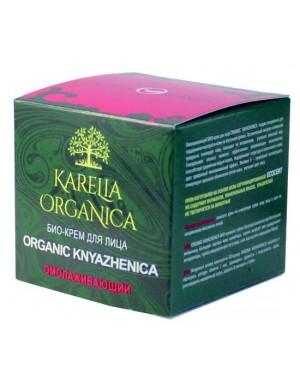 Odmładzający bio krem do twarzy Knyazhenica – Karelia Organica