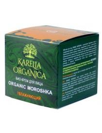 Nawilżający bio krem do twarzy Moroshka – Karelia Organica