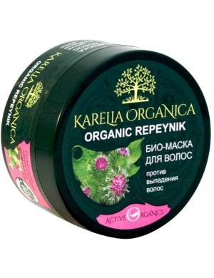 Bio Maska przeciw wypadaniu włosów Repeynik – Karelia Organica