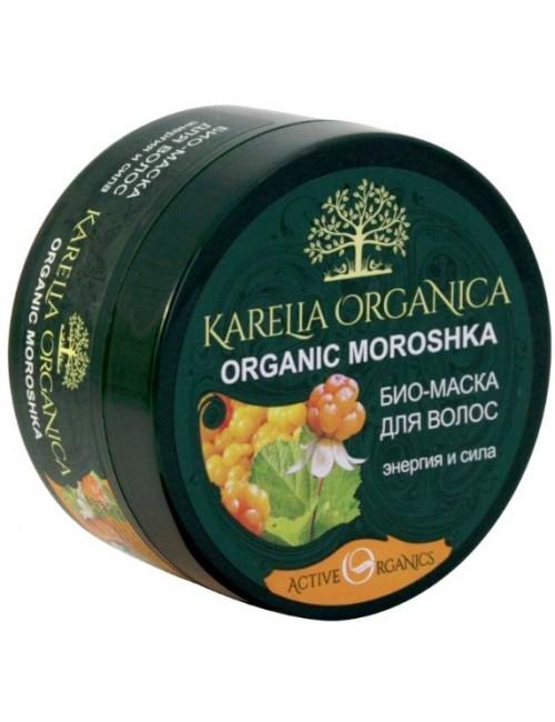 Bio Maska do włosów Siła i Energia Moroshka – Karelia Organica