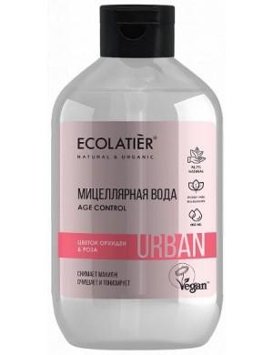 Woda micelarna do demakijażu cery wrażliwej – ECOLATIER Urban