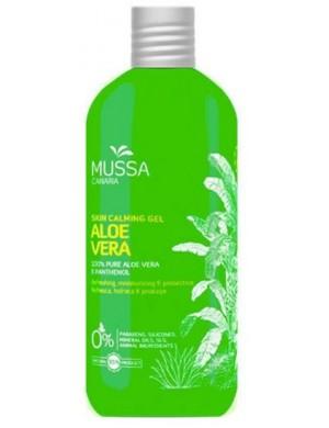 Nawilżający Żel Aloesowy z kanaryjskimi bananami – Mussa Canaria