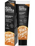 Wybielająca czarna pasta do zębów Black Orange – Ecodenta