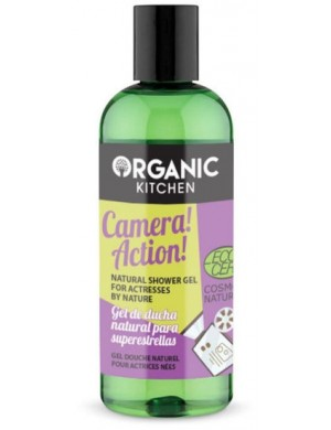 Naturalny Żel Pod Prysznic Aparat!Akcja! - Organic Kitchen