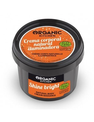 Naturalny krem do ciała Promienność Skóry – Organic Kitchen