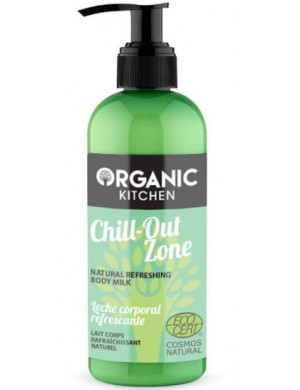 Odświeżające mleczko do ciała Strefa Chill – Organic Kitchen