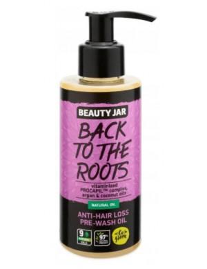 Olejek przeciw wypadaniu włosów – Beauty Jar