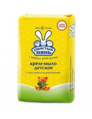 Kremowe mydło z aloesem I babką – Nevskaya Cosmetica