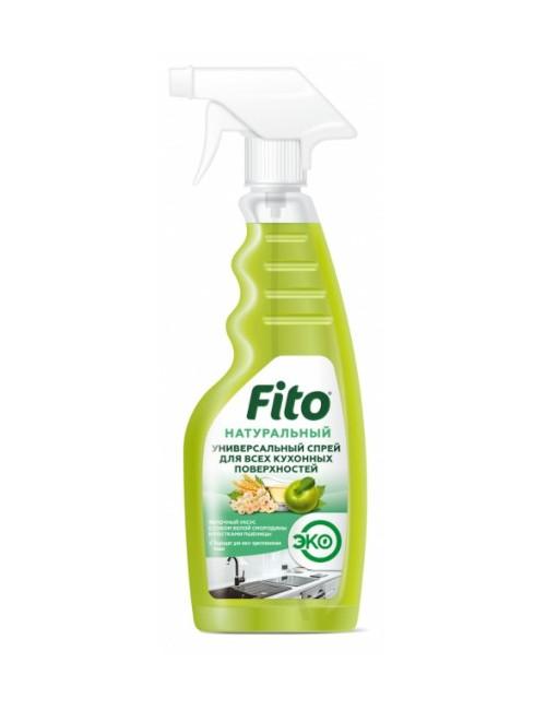 Naturalny płyn czyszczący do powierzchni kuchennych – Fitokosmetik