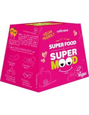 Zestaw kosmetyków do ciała Fruit Super Mood – Cafe Mimi