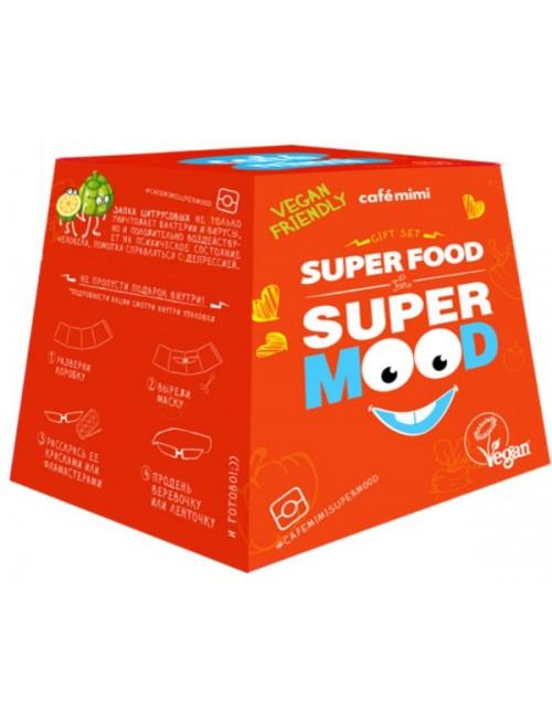 Zestaw kosmetyków do ciała Citrus Super Mood – Cafe Mimi