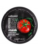 Maska do twarzy Pomidor I Szpinak – Cafe Mimi Superfood