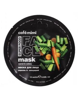 Maska do twarzy Marchew I Seler – Cafe Mimi Superfood